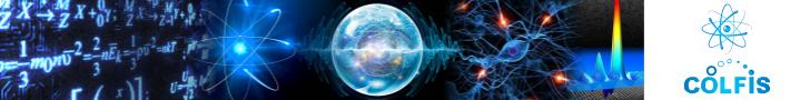 Imagem logo site colegiado de física da uefs